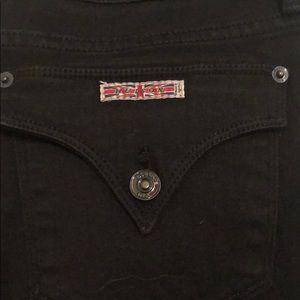Black Hudson Jeans size 29